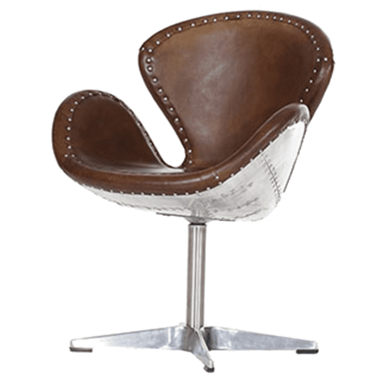 aviator swan chair mieten rent-a-lounge 1