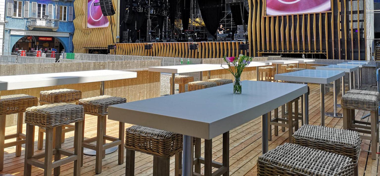 Barhocker Sempre mieten rent-a-lounge 4
