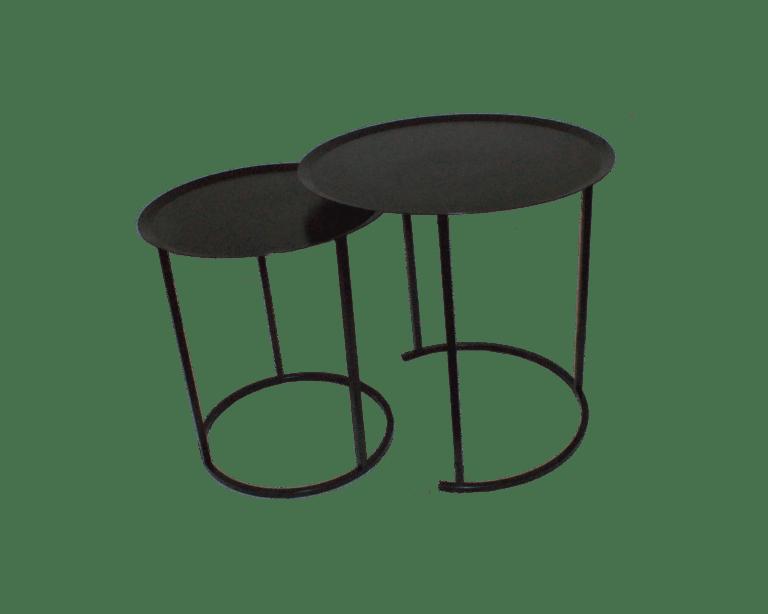 beistell-tisch doppel mieten rent-a-lounge 1