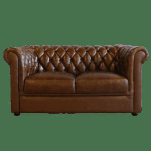Chesterfield English 2er Sofa mieten rent-a-lounge