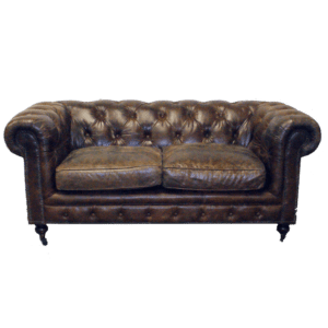chesterfield vintage 2er sofa mieten rent-a-lounge