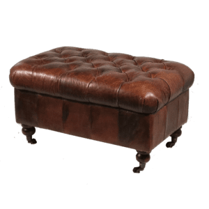 chesterfield vintage hocker mieten rent-a-lounge 1