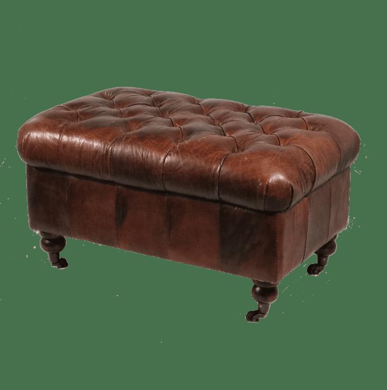 chesterfield vintage hocker mieten rent-a-lounge 1