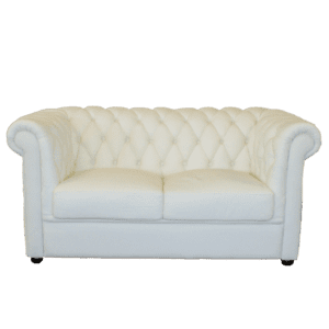 chesterfield white 2er sofa mieten rent-a-lounge