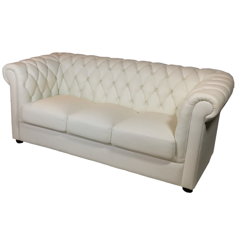 chesterfield white 3er sofa mieten rent-a-lounge 5