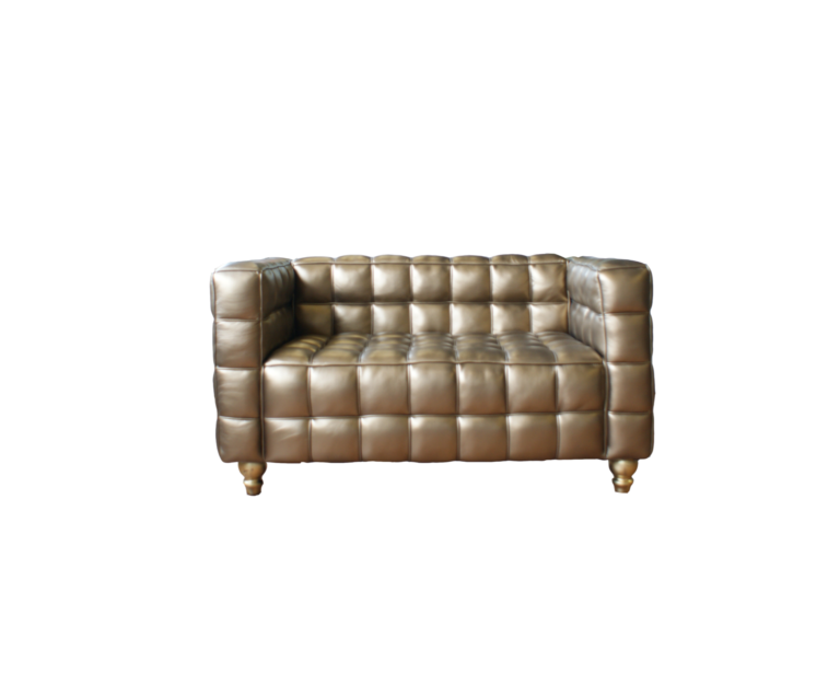 Glamour 2er Sofa mieten rent-a-lounge