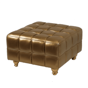 glamour hocker gold mieten rent-a-lounge