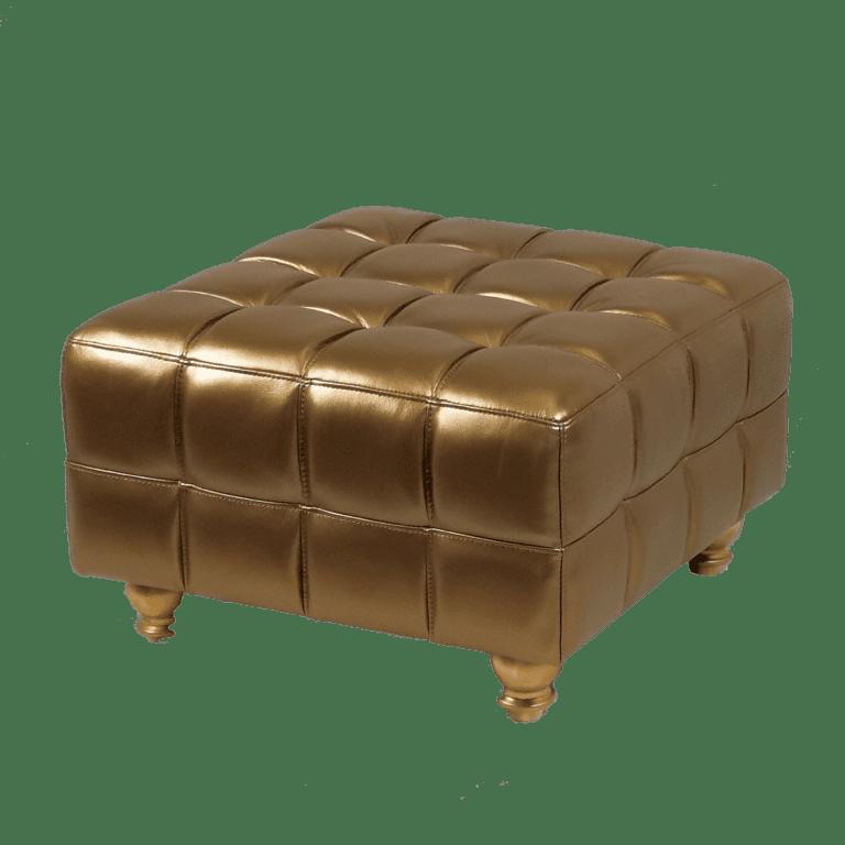 glamour hocker gold mieten rent-a-lounge