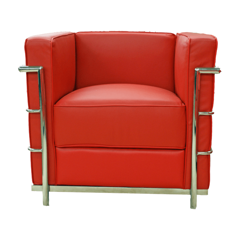 red sessel mieten rent-a-lounge 8