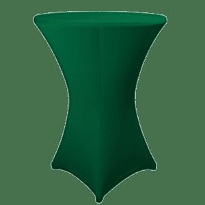 stehtisch eco dunkelgrün mieten rent-a-lounge