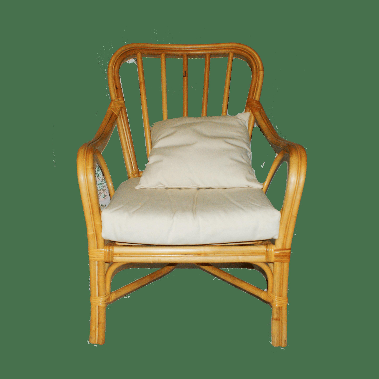 Dejlig bambus stuhl - rent-a-lounge SV-01