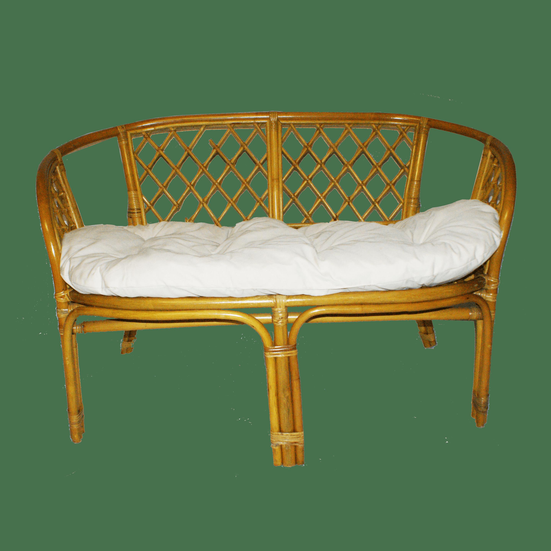 Folkekære bambus sofa - rent-a-lounge PJ-68