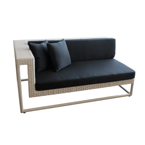 cape town 3er sofa links mieten rent-a-lounge