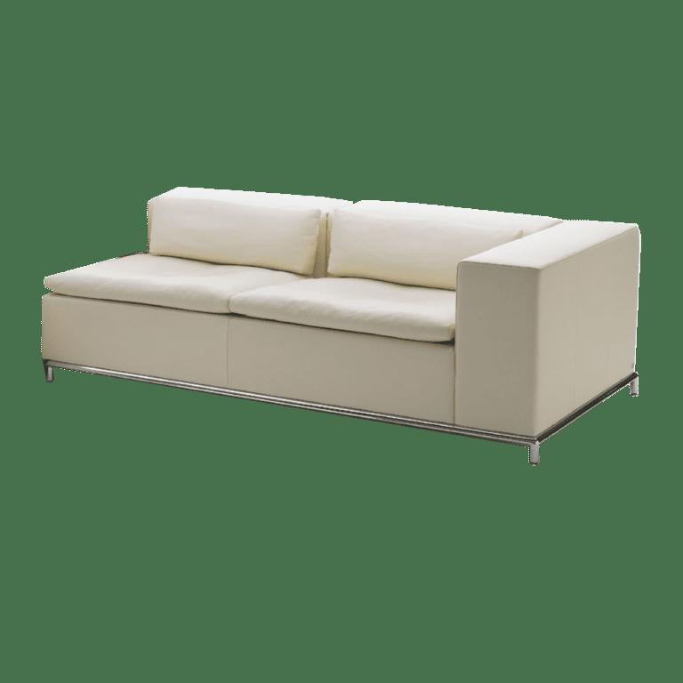 de sede sofa links geschlossen mieten rent-a-lounge
