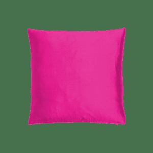 dekokissen seide - pink mieten rent-a-lounge