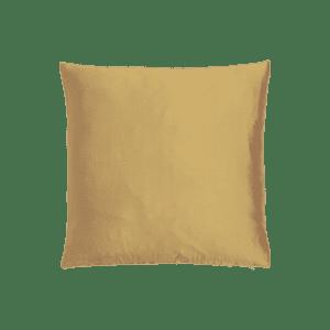 dekokissen seide - sand dunkel mieten rent-a-lounge