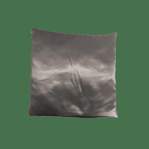 dekokissen seide - silber mieten rent-a-lounge