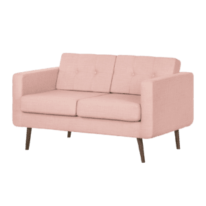 grease sofa - pink/rosa mieten rent-a-lounge