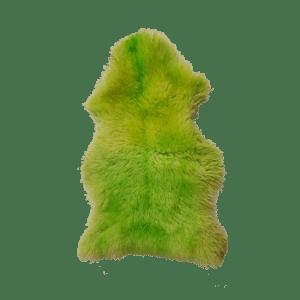 lammfell - grün hell mieten rent-a-lounge