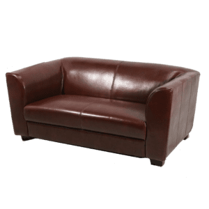 maroon 2er sofa mieten rent-a-lounge 2