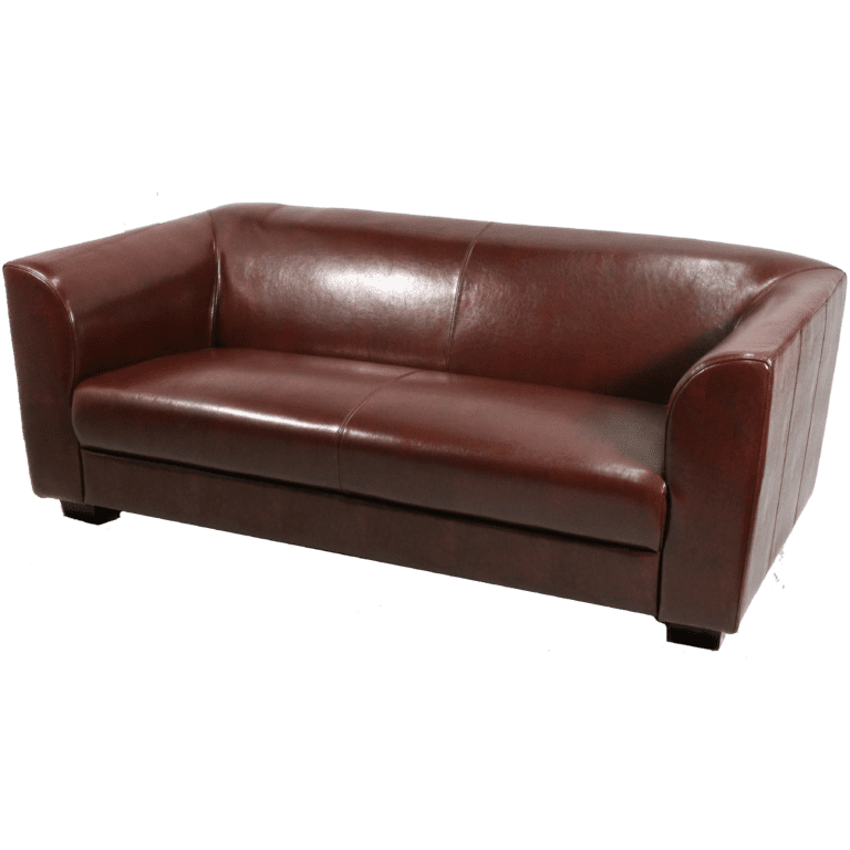 maroon 3er sofa mieten rent-a-lounge