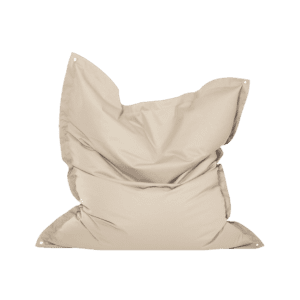 pillow - beige mieten rent-a-lounge