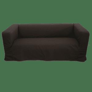 white sofa - braun mieten rent-a-lounge 1