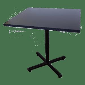 bistrotisch black mieten rent-a-lounge