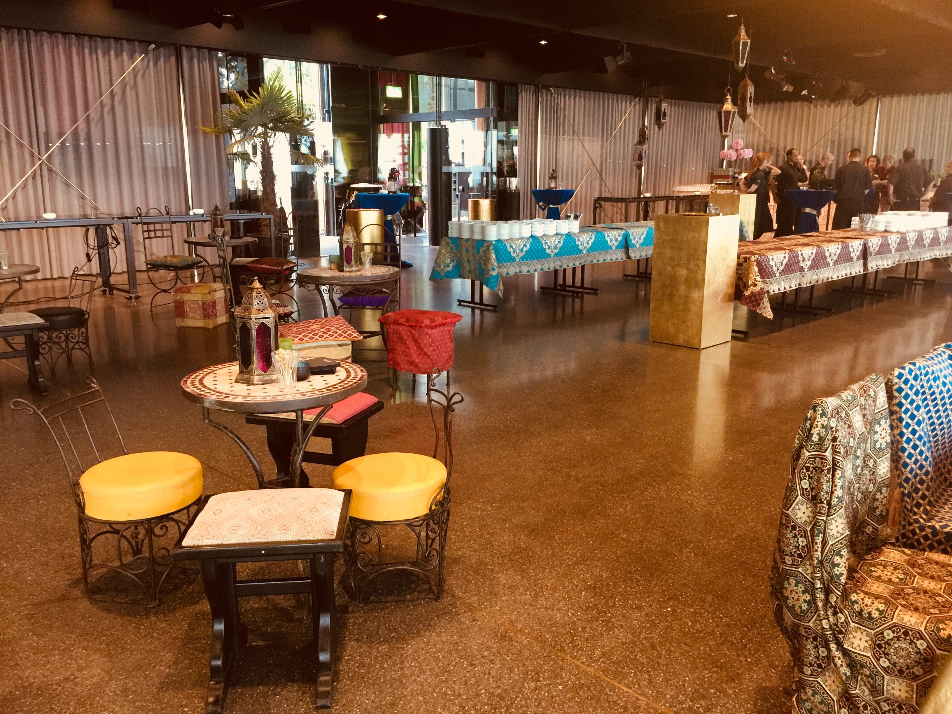 bistrotisch mosaik mieten rent-a-lounge 1