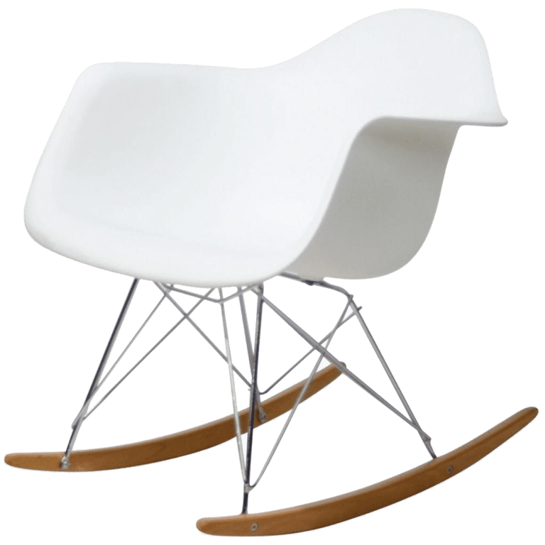 eames rocking chair mieten rent-a-lounge