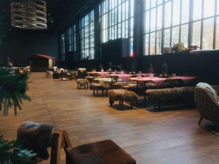 Festbank Tisch mieten rent-a-lounge 4