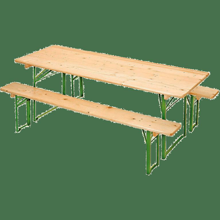 Festbank Tisch mieten rent-a-lounge 8