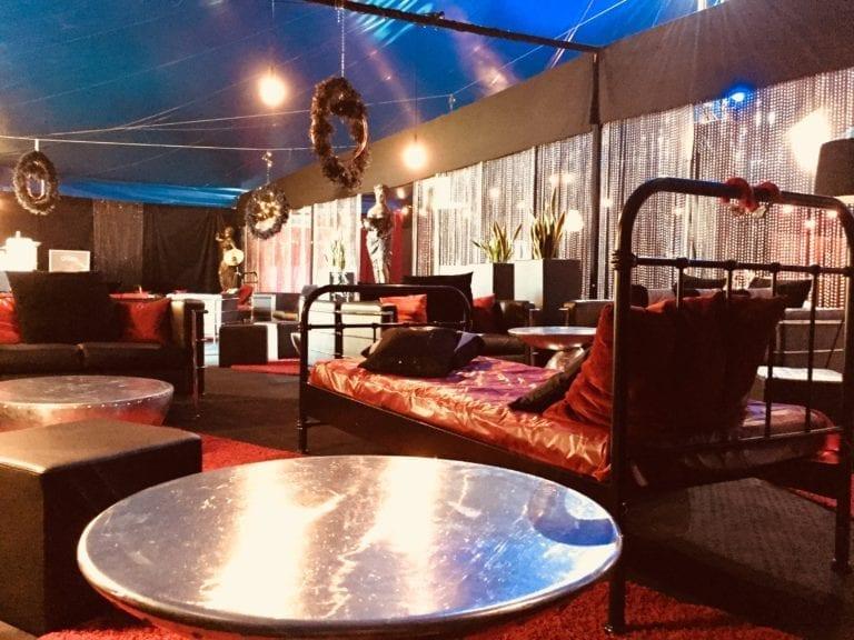 metallbett schwarz mieten rent-a-lounge 2