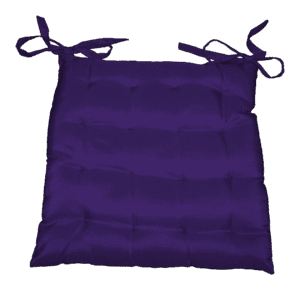sitzkissen - violett mieten rent-a-lounge