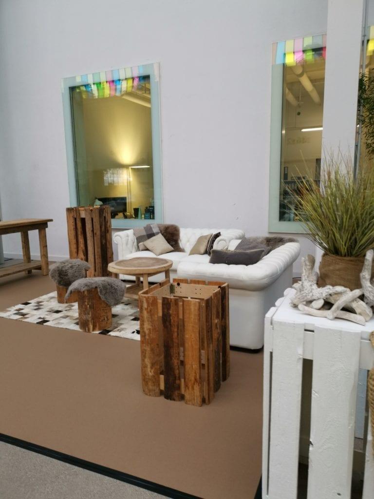 stehkube holzplanken natur mieten rent-a-lounge 5