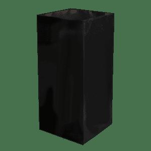 stehkube lack - schwarz mieten rent-a-lounge