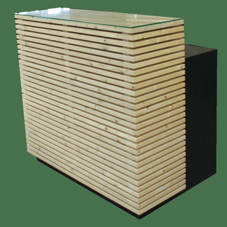 timber theke mieten rent-a-lounge