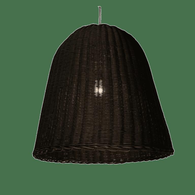 korblampe schwarz mieten rent-a-lounge