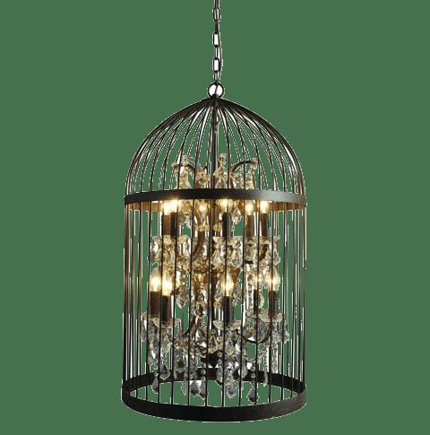 kronleuchter birdcage mieten rent-a-lounge