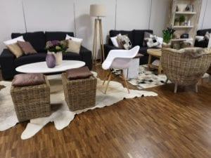 kuhfell mieten rent-a-lounge 24