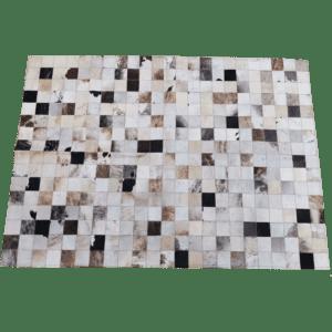 kuhfell patchwork weiss mieten rent-a-lounge