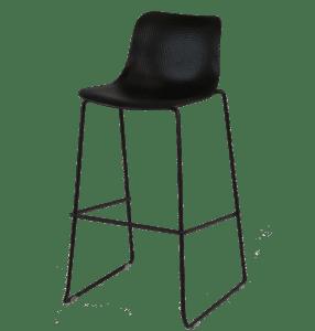 barhocker black mieten rent-a-lounge