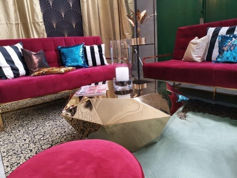 lounge-tisch diamond gold mieten rent-a-lounge 1