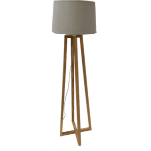 ständerlampe holz mieten rent-a-lounge 3
