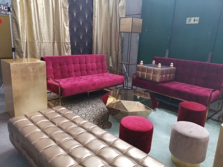 velvet 3er sofa mieten rent-a-lounge 1