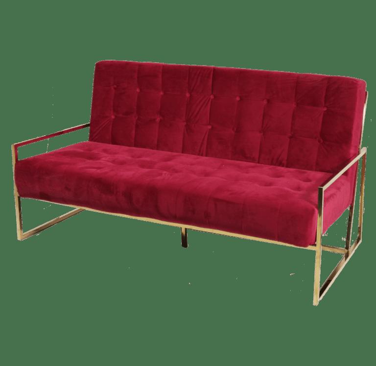 velvet 3er sofa mieten rent-a-lounge