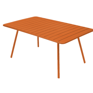 esstisch fermob orange mieten rent-a-lounge