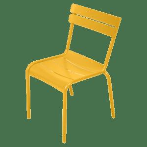 stuhl fermob - gelb mieten rent-a-lounge