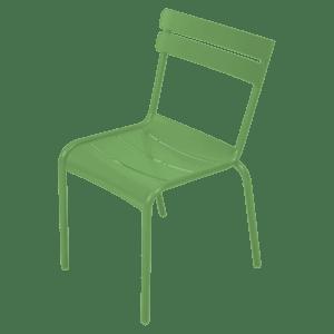 stuhl fermob - grün hell mieten rent-a-lounge