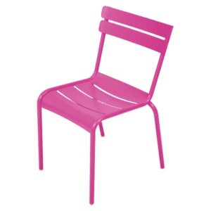 stuhl fermob - pink/rosa mieten rent-a-lounge